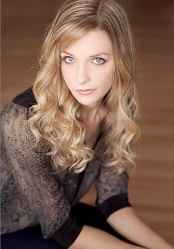headshot of oakville dance studio teacher